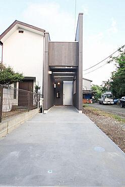 店舗・事務所・その他-日野市大字新井 外観・内装は高級感溢れるモダンスタイル!