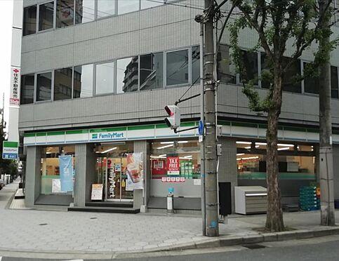 区分マンション-大阪市中央区南新町2丁目 ファミリーマート内本町店 約190m 徒歩3分