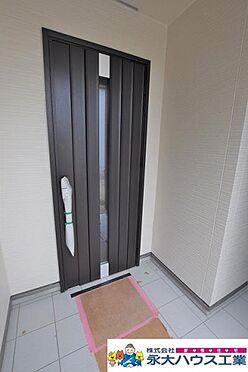 新築一戸建て-仙台市太白区西多賀3丁目 玄関