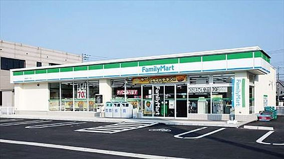 新築一戸建て-名古屋市守山区向台3丁目 ファミリーマートまで徒歩約2分(155m)