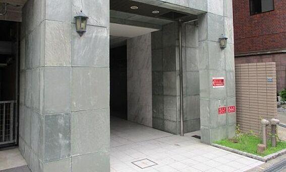 マンション(建物一部)-神戸市中央区元町通5丁目 高級感のあるエントランス