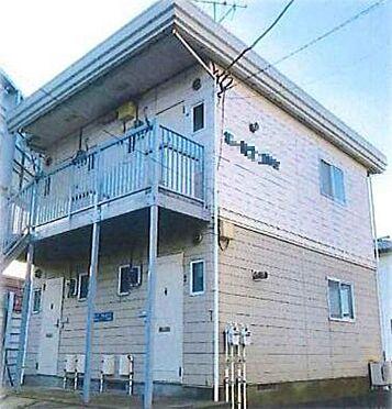 アパート-横浜市保土ケ谷区新桜ケ丘1丁目 外観