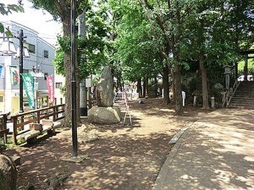 マンション(建物全部)-大田区東雪谷1丁目 周辺環境:雪ヶ谷児童遊園