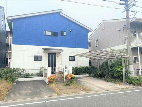 戸建賃貸-東海市高横須賀町5丁目 おしゃれな外観が目を引くお家です。人気エリアで暮らしやすいです!