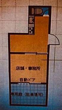 店舗・事務所・その他-墨田区東駒形4丁目 間取り