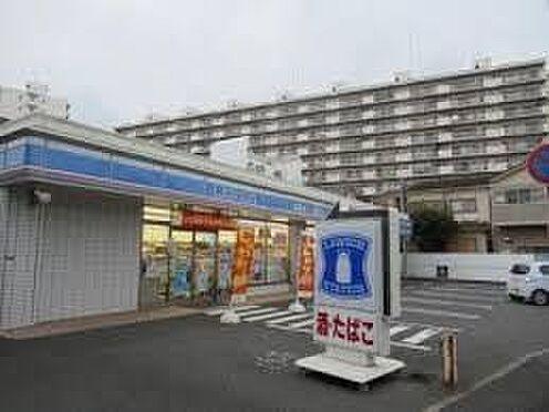 中古マンション-横浜市鶴見区市場上町 ローソン鶴見市場上町店 徒歩1分。 50m