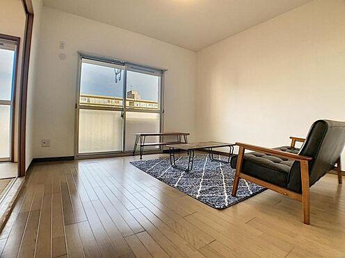 区分マンション-名古屋市南区豊2丁目 南東向きのため日当たり良好!リフォーム済のためそのままお住まいになれます♪