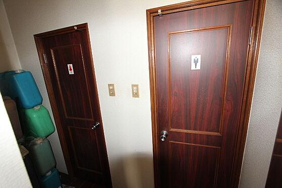 住宅付店舗(建物全部)-長生郡一宮町東浪見 1階店舗用トイレ