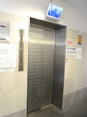 マンション(建物一部)-大阪市生野区勝山南4丁目 防犯カメラ付きのエレベーター