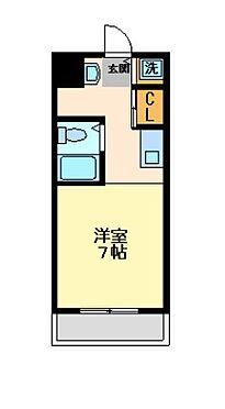 マンション(建物一部)-神戸市須磨区白川台5丁目 単身者向けの1R