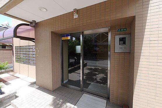 マンション(建物一部)-北九州市八幡西区陣原2丁目 オートロック付いています。室内で来客者を確認できるTVモニターホン付いています。