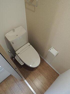 マンション(建物全部)-北区西ケ原1丁目 トイレ