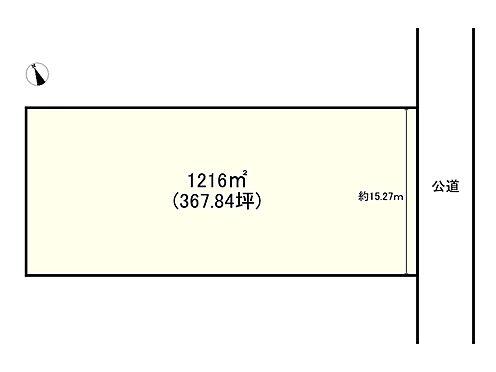 土地-姫路市飾東町庄 区画図