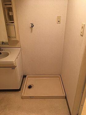 中古マンション-北本市深井3丁目 洗濯機置き場