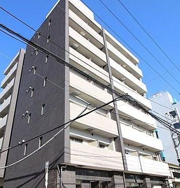 マンション(建物一部)-大阪市淀川区新北野3丁目 街並みに映えるスタイリッシュな外観