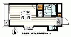 マンション(建物一部)-墨田区東向島6丁目 間取り