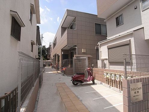 アパート-板橋区仲宿 外観
