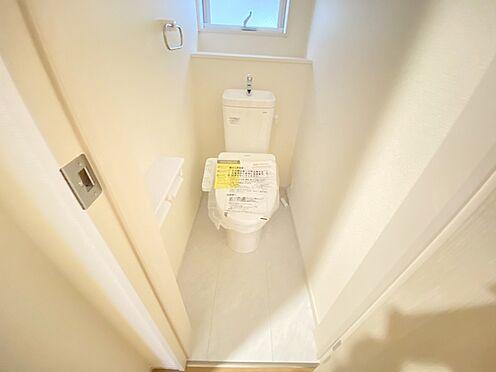新築一戸建て-仙台市青葉区中江1丁目 トイレ