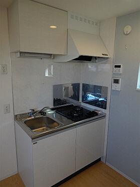 アパート-名古屋市南区豊1丁目 室内写真 キッチン
