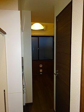 アパート-渋谷区初台1丁目 玄関