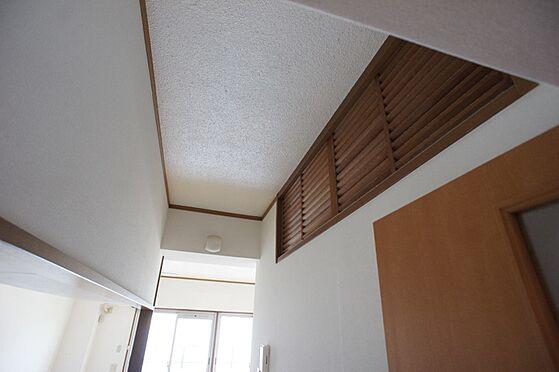 マンション(建物全部)-柏市東中新宿4丁目 リビング内洋室に通気口があります。