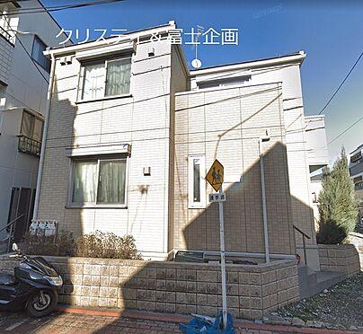 アパート-大田区下丸子 外観