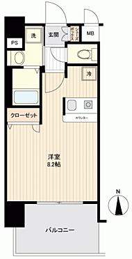 マンション(建物一部)-名古屋市西区那古野2丁目 間取り