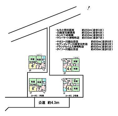 店舗・事務所・その他-川越市宮元町 間取り