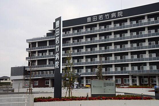 中古一戸建て-豊田市花園町新田 豊田若竹病院 3900m