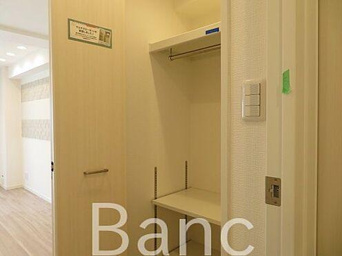 中古マンション-渋谷区円山町 こういうチョットした棚がとっても便利です