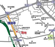 マンション(建物一部)-文京区音羽2丁目 地図