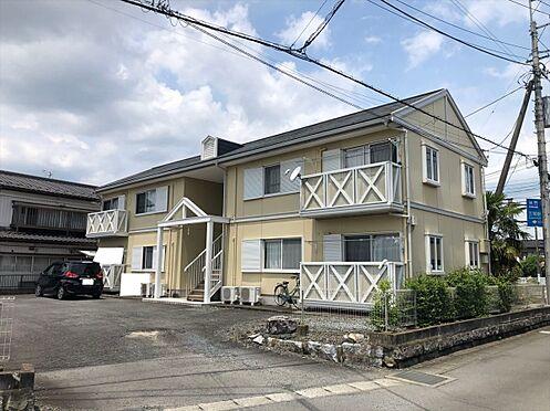 アパート-笠間市笠間 外観
