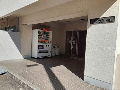 中古マンション-前橋市石倉町2丁目 エントランスになります。自販機あり。