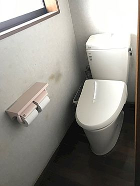 中古一戸建て-久喜市菖蒲町下栢間 トイレ