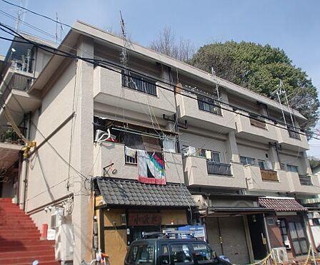 マンション(建物一部)-京都市山科区日ノ岡坂脇町 外観