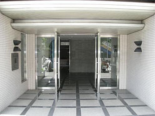中古マンション-横浜市南区高根町3丁目 エントランス