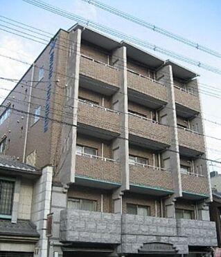 マンション(建物一部)-京都市東山区毘沙門町 京都の街並みに馴染む落ち着いた外観