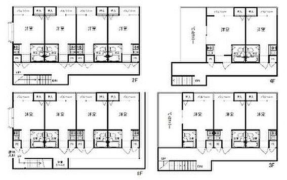 マンション(建物全部)-大阪市東淀川区瑞光1丁目 外観
