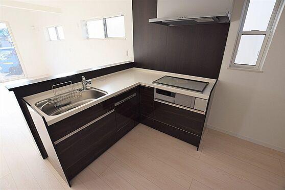 新築一戸建て-仙台市泉区将監12丁目 キッチン