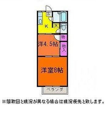 アパート-練馬区富士見台1丁目 間取り