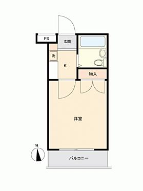 マンション(建物一部)-川崎市多摩区菅6丁目 間取り