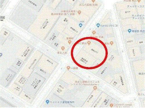 ビル(建物全部)-横浜市中区山下町 地図