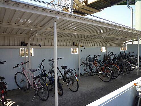 マンション(建物一部)-横浜市鶴見区生麦3丁目 敷地内駐輪場