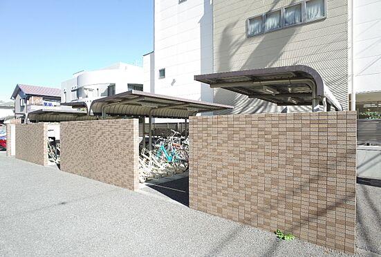 中古マンション-静岡市葵区大岩1丁目 自転車置場(空き状況は担当までお問い合わせください)