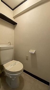 マンション(建物全部)-岐阜市長良宮路町1丁目 トイレ