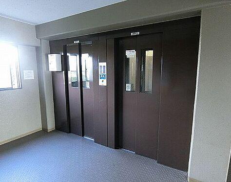 区分マンション-堺市東区日置荘田中町 エレベーター複数基あり