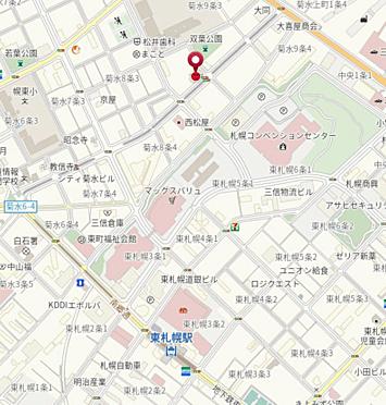 区分マンション-札幌市白石区菊水9丁目 その他