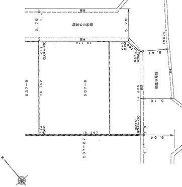アパート-浜松市北区初生町 30076 測量図.jpg