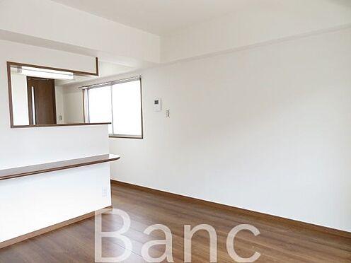 中古マンション-江東区新大橋1丁目 キッチンと対面式です。