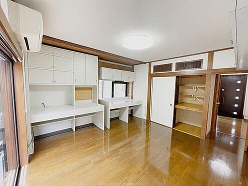 戸建賃貸-浦安市舞浜3丁目 1階8.0帖の洋室。テレワークや子供部屋に最適です。